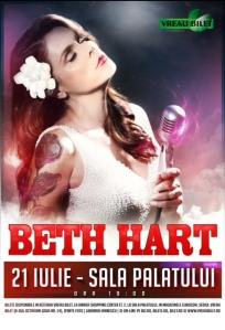 Afis Beth Hart